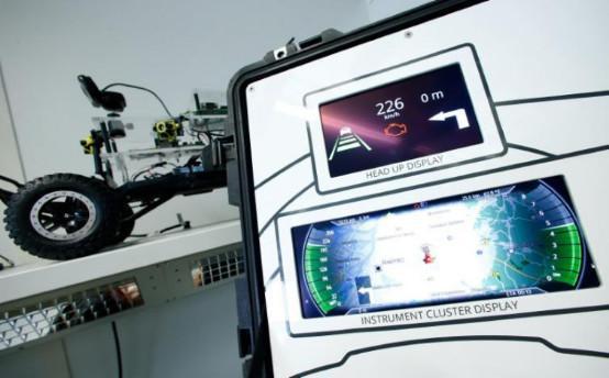 高科技汽车仪表盘发展方向:更廉价、更轻、更智能