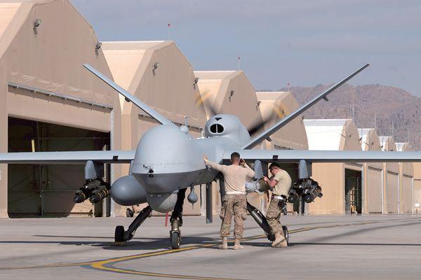 监控中国核潜艇?印度单价近一亿美圆购美无人机
