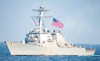 闯西沙领海的美军舰是何来头?