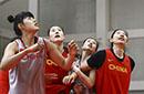 国际女篮锦标赛 中国女篮获连胜