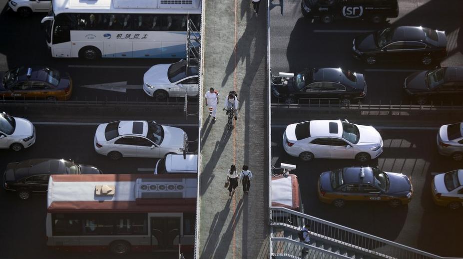 未来如何乘坐无人驾驶汽车?外媒提出这三种方式