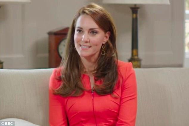 英国凯特王妃痴迷网球 曾因怀孕缺席温网总决赛心生歉意