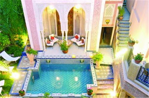 """摩洛哥将自然和传统""""框""""入院"""