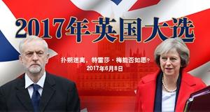 2017年英国提前举行议会选举