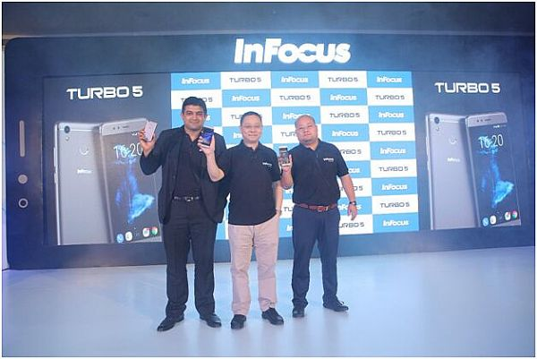 InFocus在印度推出高性能智能手机Turbo 5