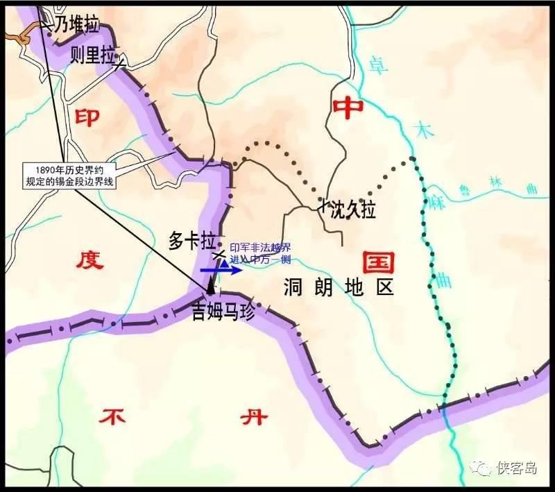 侠客岛:擅闯中国领土拒不撤兵 印度要搞什么?