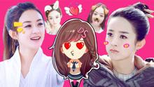 赵丽颖电视剧流量王进化史