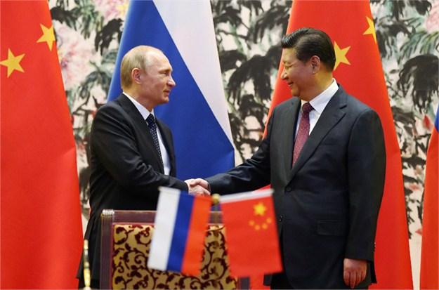 社评:美国靠不住,中俄才是真朋友