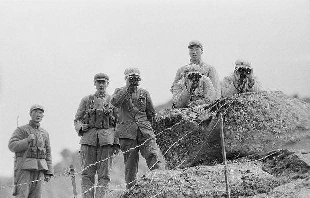 50年前解放军自卫反击一个月内两次打退印军入侵