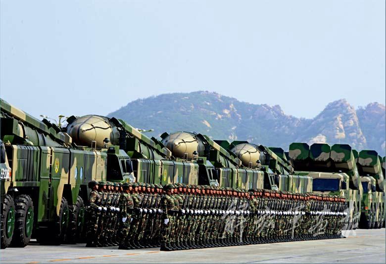 """5年发射数百发多型导弹 这家""""快递""""有点牛!"""