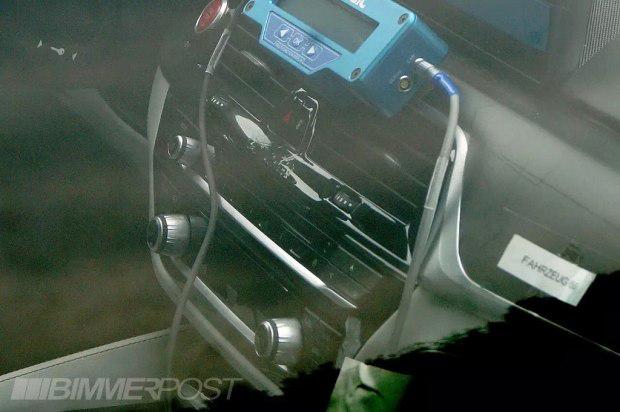 搭载全新M xDrive系统 全新宝马M5内饰谍照曝光
