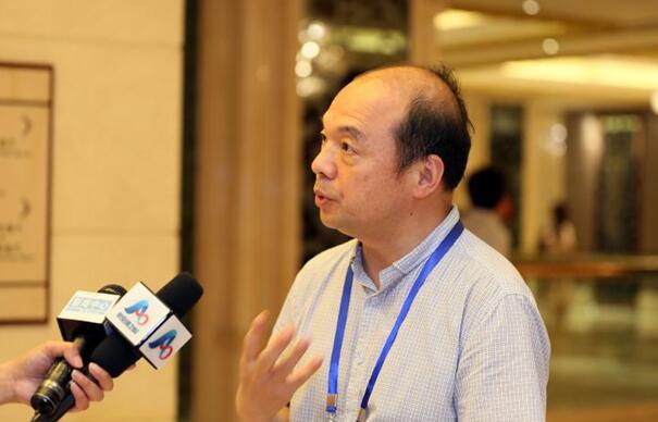 """杨建国:郑许一体化将成为""""一带一路""""倡议重要支点"""