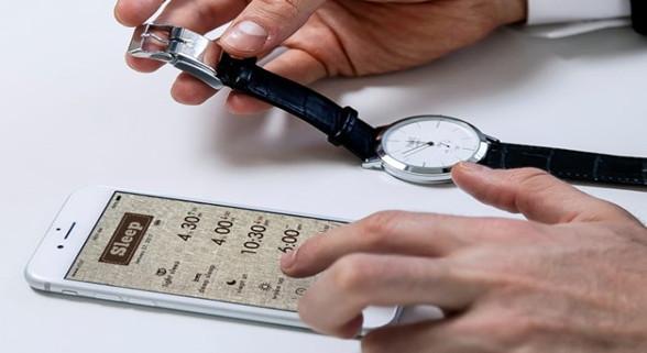 神奇智能表带扣:机械手表可秒变智能手表