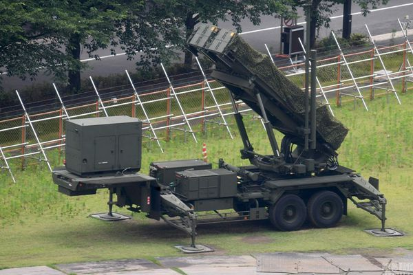"""朝鲜发射导弹 日本紧急部署""""爱国者""""导弹"""