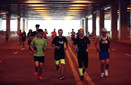 亚展跑者新力量之青奥晨跑活动圆满结束