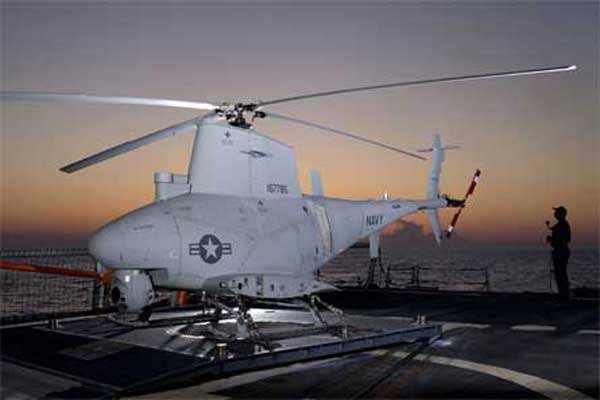 无人机不要只知道多旋翼:还有让人爱恨交织的无人直升机