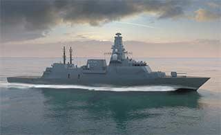 英国护卫舰造价近120亿人民币