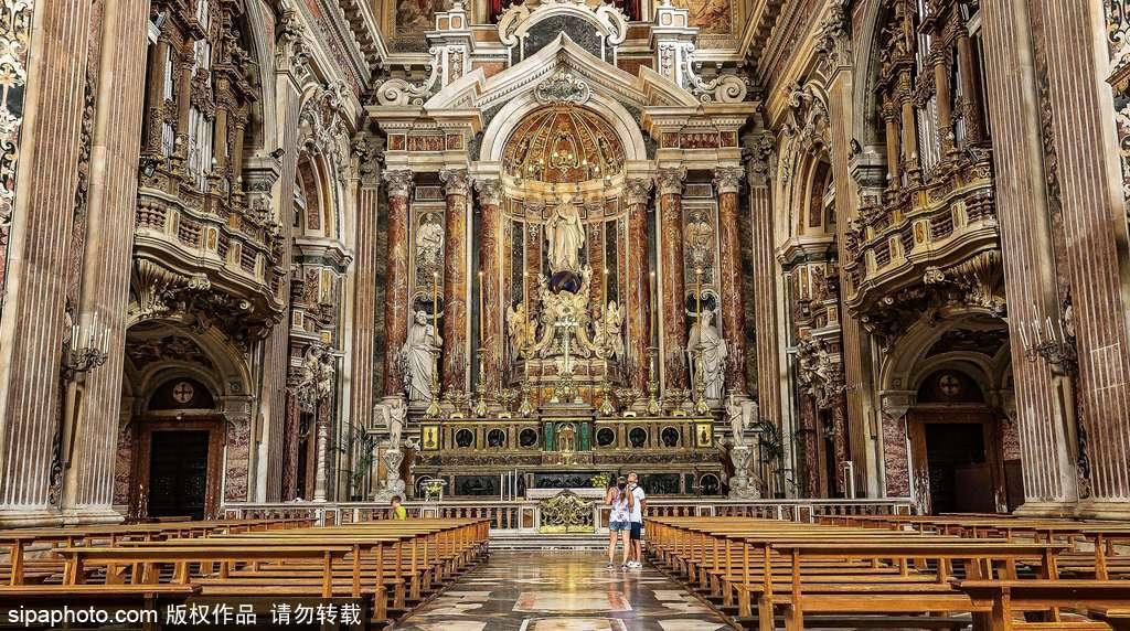 意大利那不勒斯 一座迷一样的城市(2)