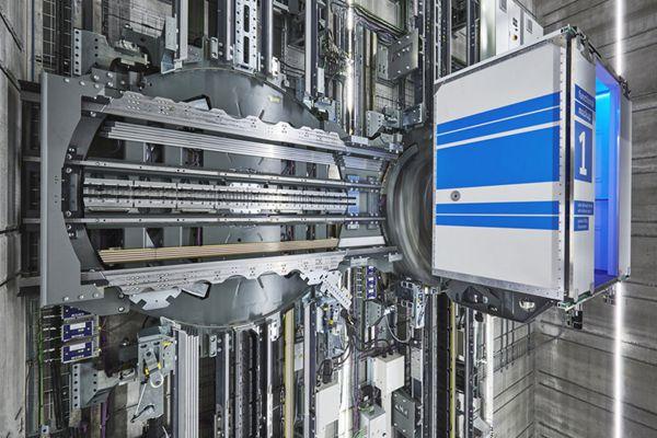 堪称万能!世界首款磁悬浮电梯德国诞生