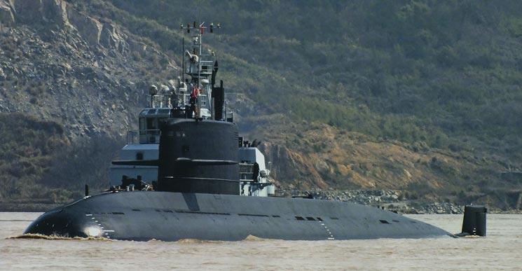 """转移舆论注意力?印媒炒作""""中国潜艇进印度洋"""""""