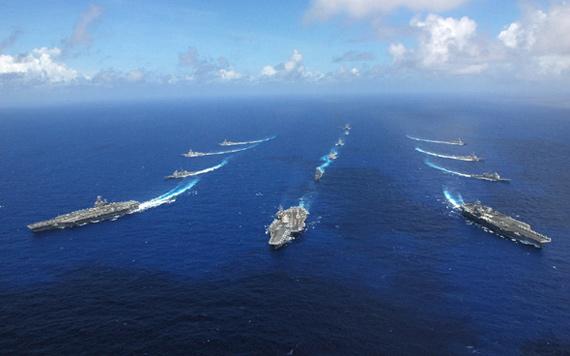 重启退役舰艇?美军为保持对华绝对优势绞尽脑汁
