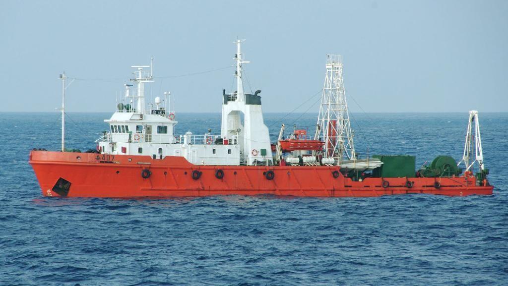 中国调查船在钓鱼岛海域科考遭日方无理阻挠