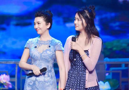 《跨界歌王》江珊爱女惊喜助阵 母女同框似姐