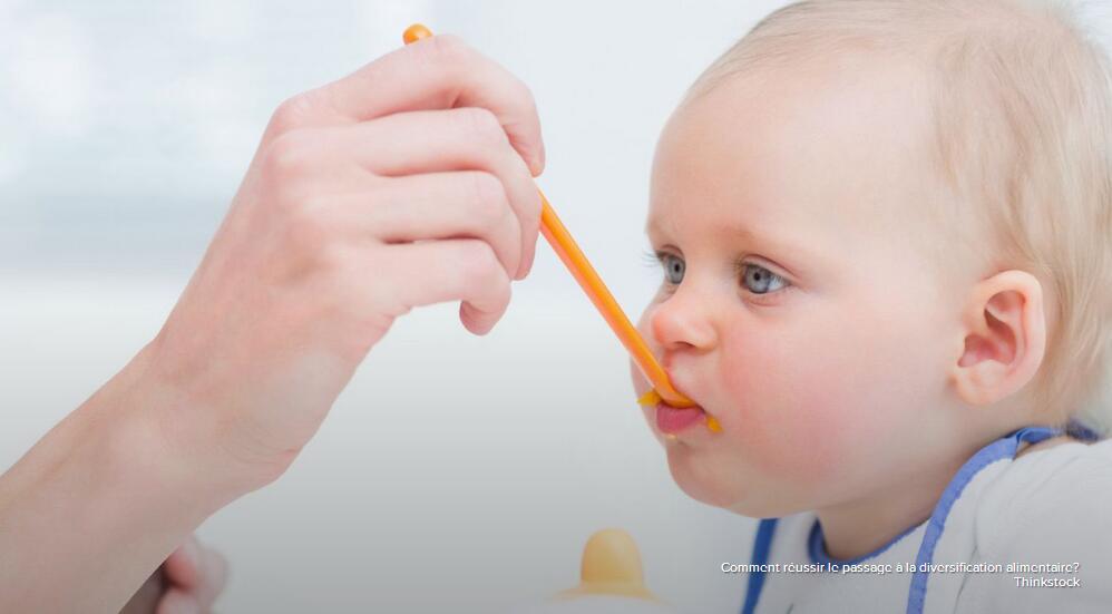 法媒育儿经:婴儿味觉开发 2岁之前最关键!