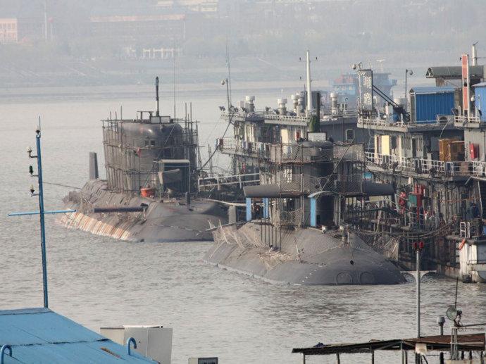 海军专家:中国常规潜艇AIP技术不输其他国家