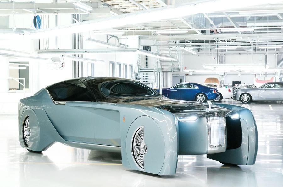 劳斯莱斯CEO:电动化是未来汽车发展方向