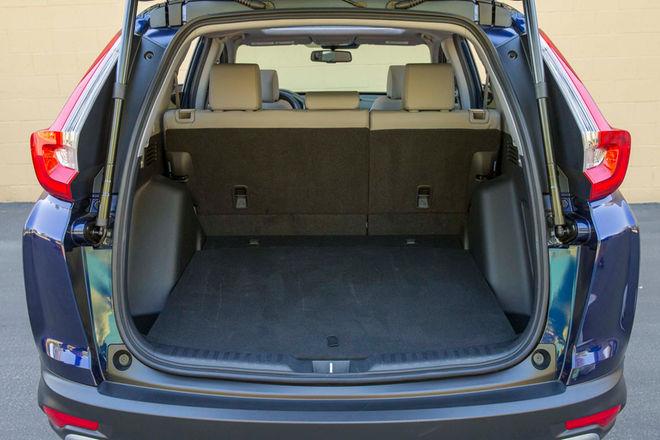小身材大容量 外媒盘点五款大空间紧凑型SUV