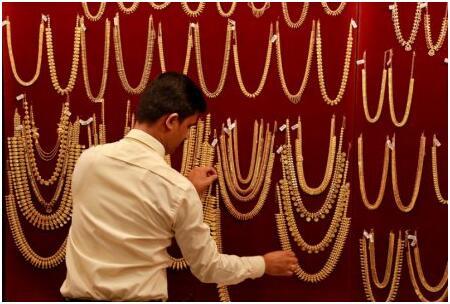 印度黄金税骤升致非法销售行为不断滋生