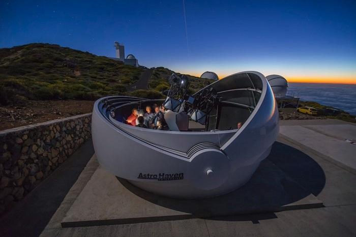 西班牙开建GOTO天文望远镜