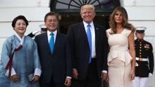 韩媒披露韩美首脑会谈内幕:竟推迟7小时发声明