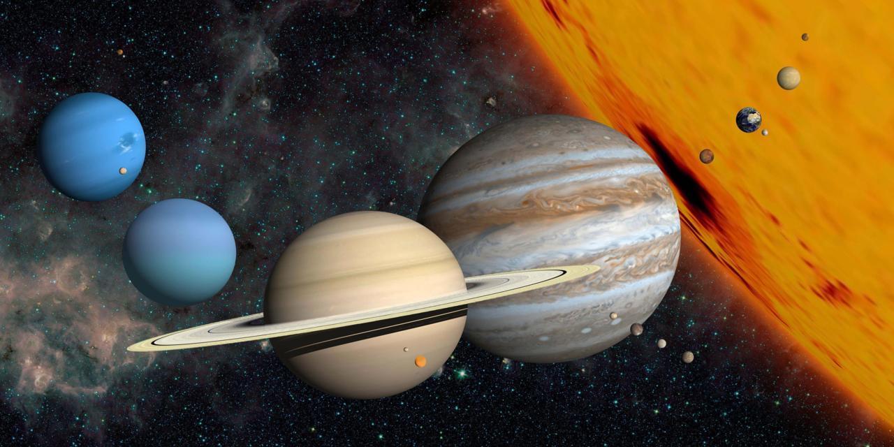 """""""第10行星""""可能潜伏太阳系外侧,大小类似地球"""