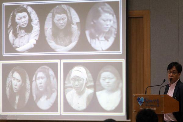 铁证!韩国慰安妇影像历经73年首度公开