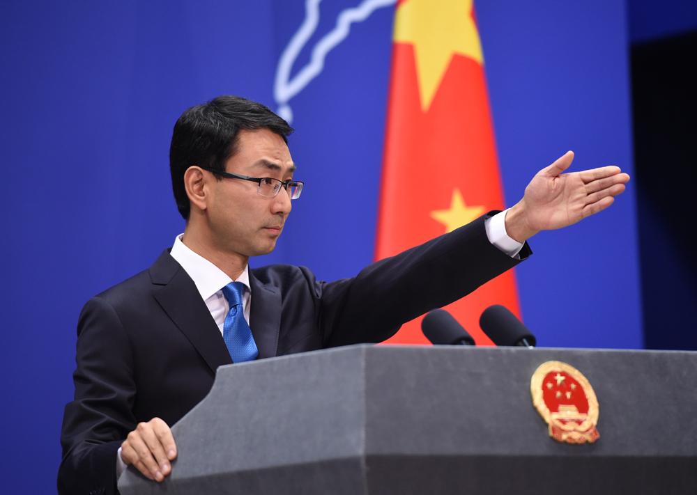 外交部:印方立即撤回越界部队 避免更严重后果