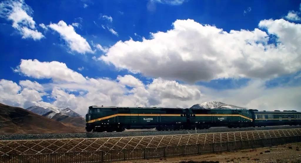 美媒:中国开始修建第二条通往西藏的铁路!