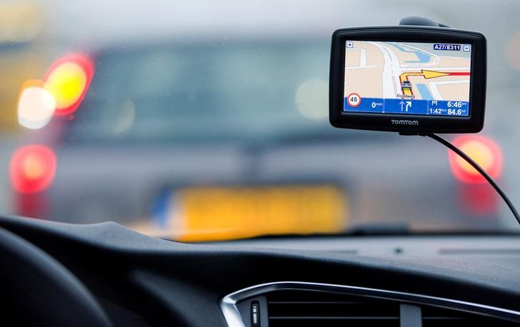 TomTom联手百度共同开发无人驾驶高清地图