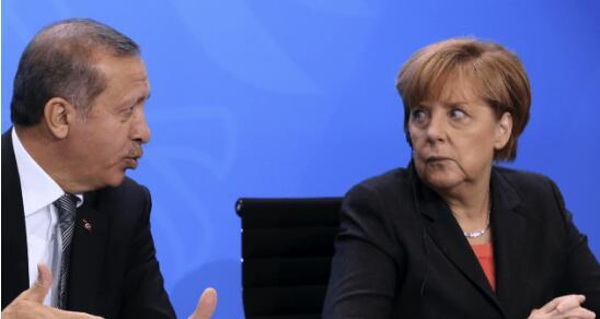 德国总理默克尔拟在G20峰会登场前会见埃尔多安