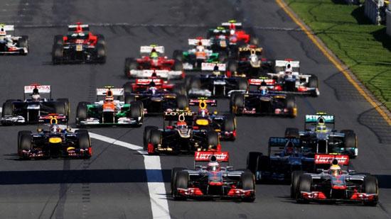 凤凰网F1频道成立:有一场赛事永远让你颤抖