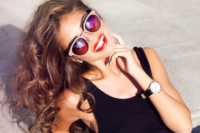 夏季容易出汗  防止女性妆花的六大措施