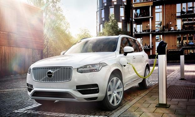 沃尔沃2019年车型全面电动化 终止内燃引擎时代