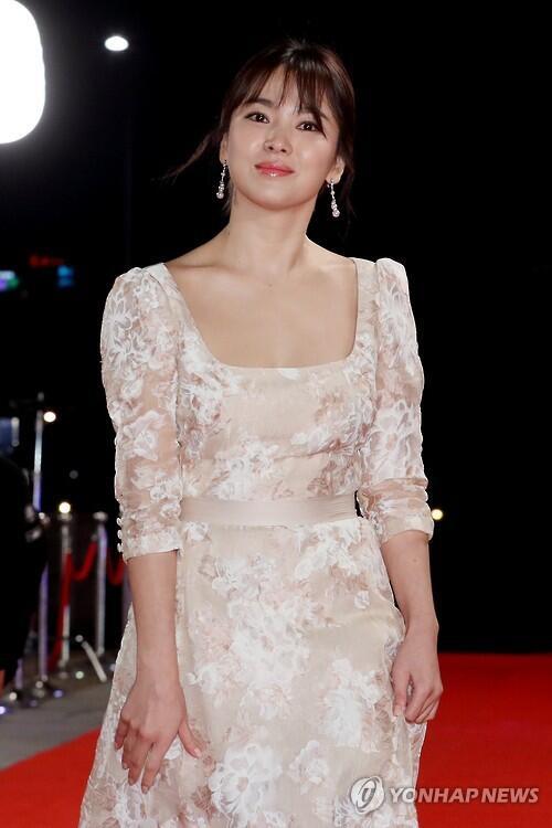 准新娘宋慧乔为首尔大学儿童医院捐款60万元