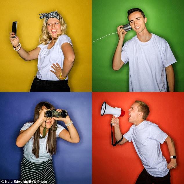研究:社交网络用户分四类 你是哪一种?