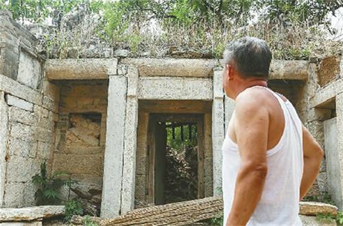 平阴古村落碑刻失踪 传统村落保护遭人手设备困境