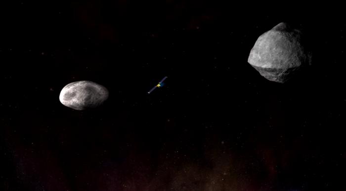 NASA部署双小行星变轨测试 避免小行星撞地球