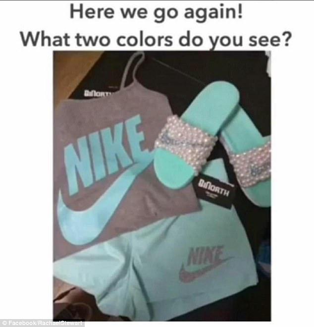 粉白or灰蓝?色彩之争再掀网络热议