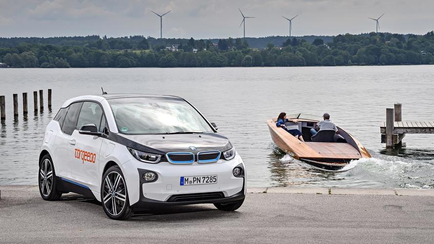宝马i3电池组新用途:驱动电动船只