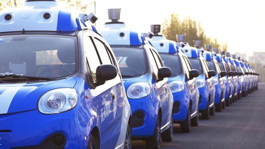 百度联手50家合作伙伴 推动无人驾驶汽车发展